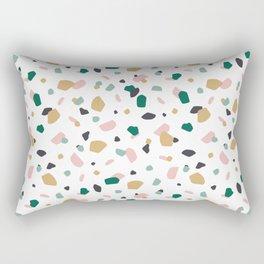 Tropical Terrazzo Rectangular Pillow