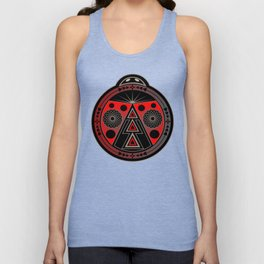 Ladybug Nation Unisex Tank Top