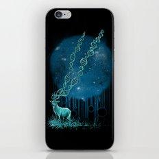 DNA Deer iPhone Skin