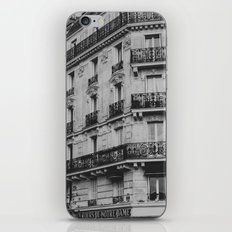 Bits of Paris iPhone & iPod Skin