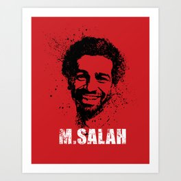 SALAH - 010 Art Print