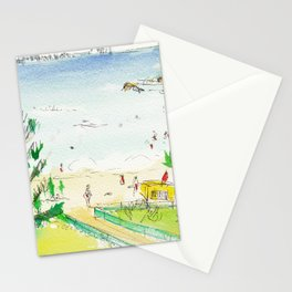 Rainbow Bay, Qld. Australia Stationery Cards
