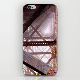I Need More Structure In My Life iPhone Skin