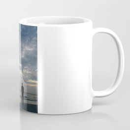 Walk into the sunset.. Coffee Mug