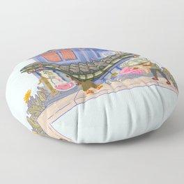 Convenience Store Floor Pillow