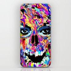 Balzak Skull iPhone & iPod Skin