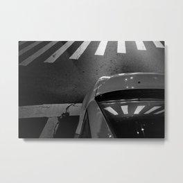 night crossing Metal Print