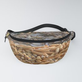 Sweet Corn and Husks Fanny Pack