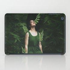 WHAT I AM  iPad Case