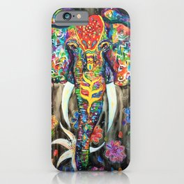 Decorated iPhone Case