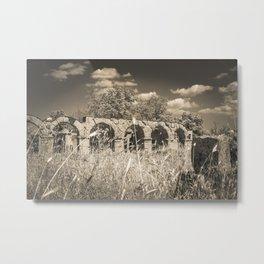 Roman amphitheatre Metal Print
