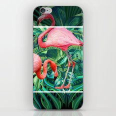 tropical mood iPhone & iPod Skin