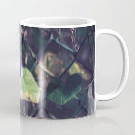 morning glory, grainy blurry Coffee Mug