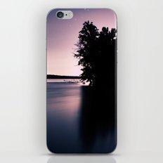 mauve iPhone & iPod Skin