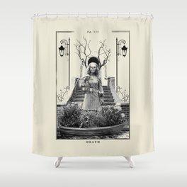 Fig XIII - Death Shower Curtain
