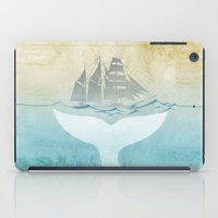moby iPad Cases featuring Moby by Vin Zzep