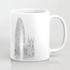 The Gherkin Mug