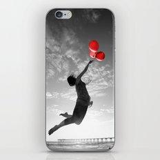 Balloons of Hope iPhone & iPod Skin