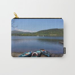 The Lake District - Boating on the Lake Carry-All Pouch