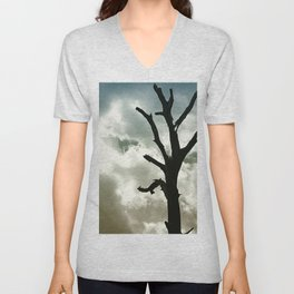 The Hanging Tree Unisex V-Neck