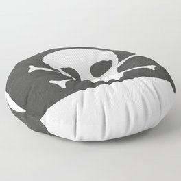 Pirate flag Floor Pillow