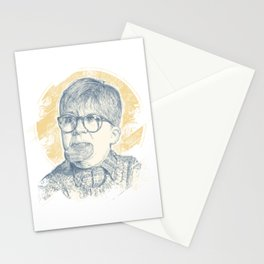 OH FUDGE RALPHIE! Stationery Cards