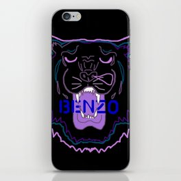 BENZO iPhone Skin