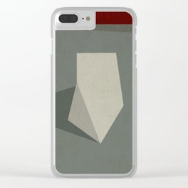 Lab 81 Clear iPhone Case