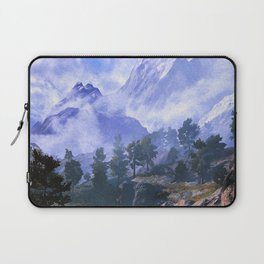 Our beloved mountains Laptop Sleeve
