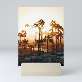 Venice Beach Photography Mini Art Print