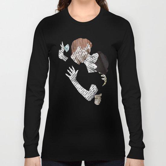 Retro Love Long Sleeve T-shirt