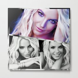 Britney Bitch  Metal Print