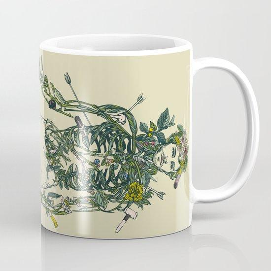 Wound Man Mug