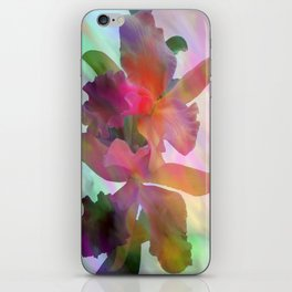 Easter Orchids iPhone Skin