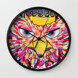 Ave Rey 100%LANA Wall Clock