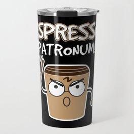 Espresso Patronum   Coffee Caffeine Travel Mug