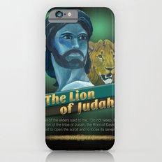 The Lion Of Judah 1 Slim Case iPhone 6s
