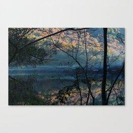 Autumn. Canvas Print