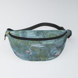 Nymphéas, Claude Monet Fanny Pack