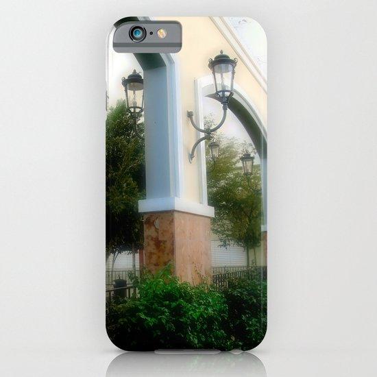 Plaza de Rincon iPhone & iPod Case