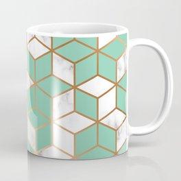 Marble & Geometry 009 Coffee Mug