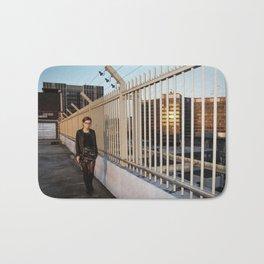 Rooftop Parking Bath Mat