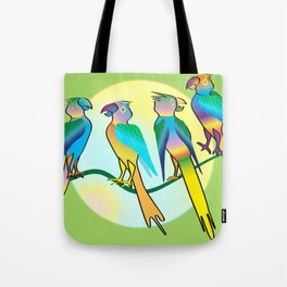 All a Twitter Tote Bag