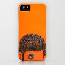 002: Clockwork Orange - 100 Hoopties iPhone Case