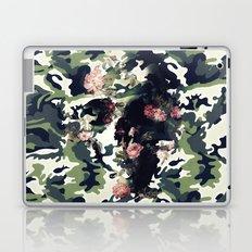 Camouflage Skull Laptop & iPad Skin