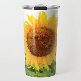 Sonnenblumen 1 Travel Mug