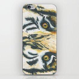 Tiger's Gaze iPhone Skin