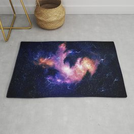 Rise of the phoenix Rug