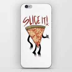 Any way you slice it... iPhone & iPod Skin