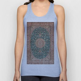 -A29- Epic Heritage Traditional Islamic Artwork. Unisex Tank Top